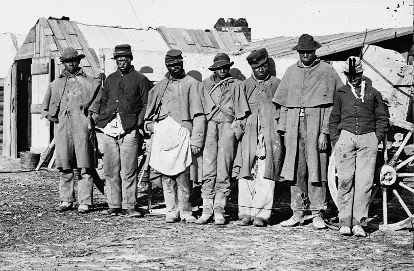 a look at the african american troops in the civil war the 54th massachusetts The 54th massachusetts regiment is the best known african american fighting unit formed during the civil war it was commanded by colonel robert gould shaw, a white abolitionist from.