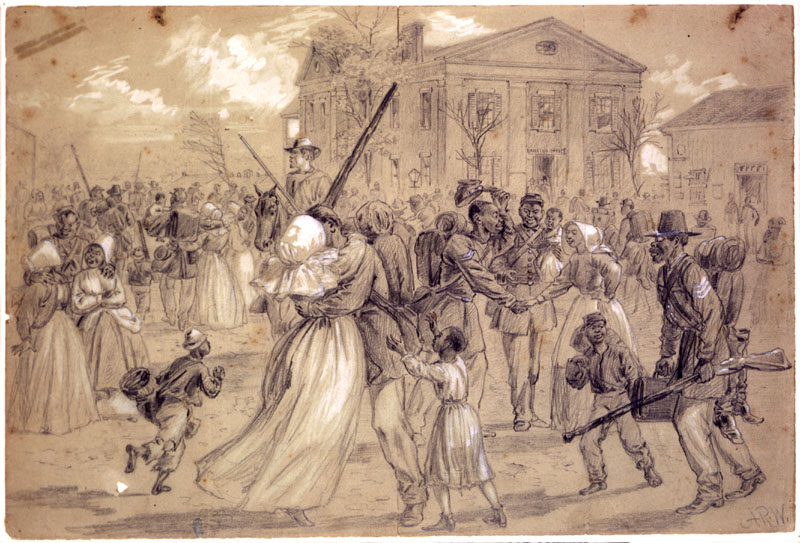 reconstruction after the american civil war Civil war and reconstruction during the civil war the state's republican government and recently enfranchised african american voters helped to.