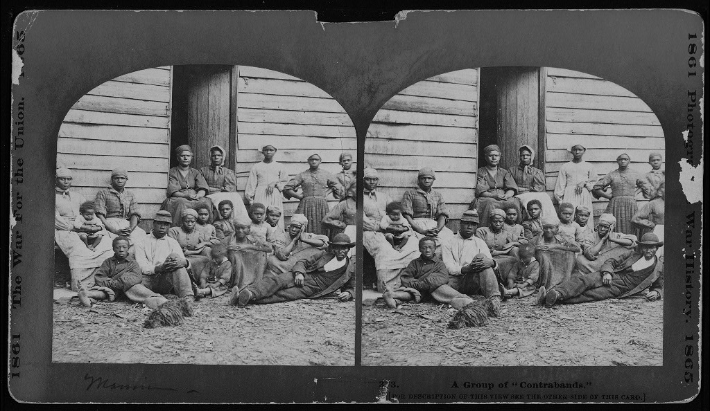 """a history of african american troops in the civil war Do you know the history of african american participation in the civil war read on to learn all about it photo: library of congress """"once let the black man get upon his person the brass."""