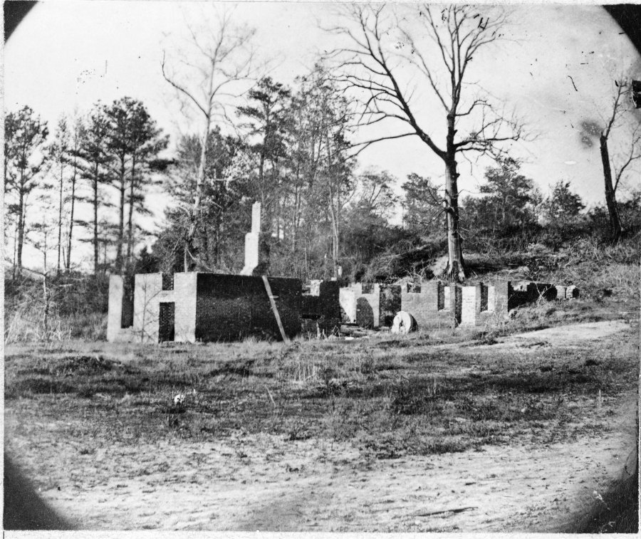 Gaines Mill Seven Days Battle