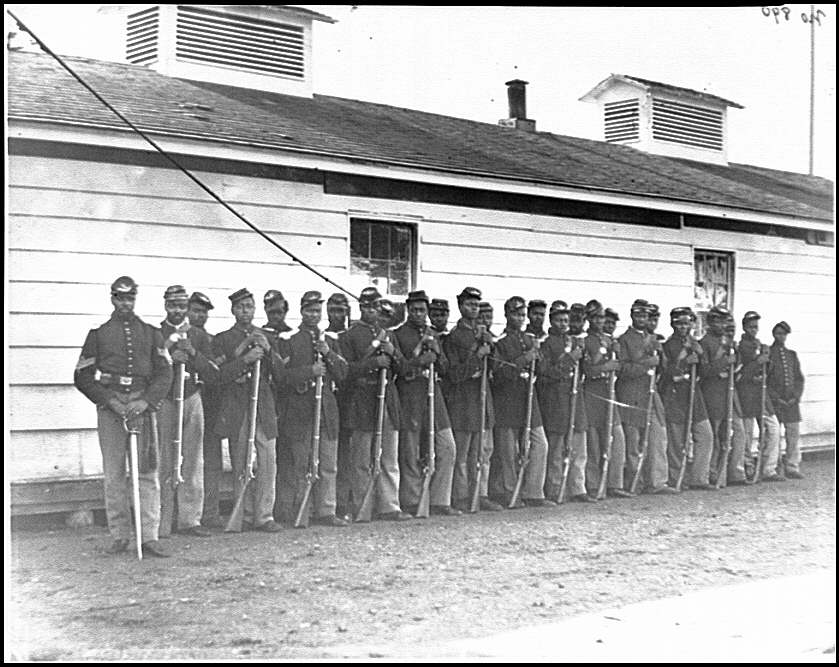 spies during the civil war essay Black soldiers in the us military during the  is a recruiting poster directed at black men during the civil war  national archives and records.