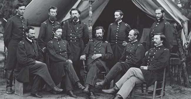 Union Civil War Doctors 3rd Virginia