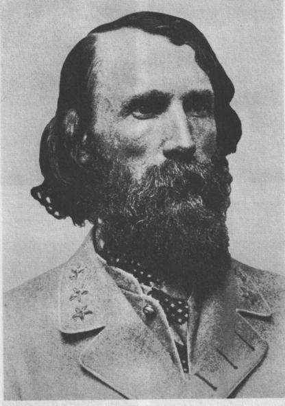 Confederate General AP Hill