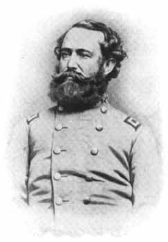 Figure 1 - Confederate Lieutenant General Wade Hampton was a wealthy South Carolina Planter before the Civil War. He financed and led his own legion.