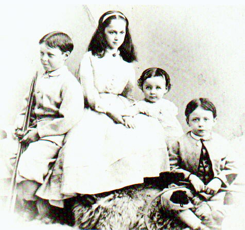 jefferson davis children