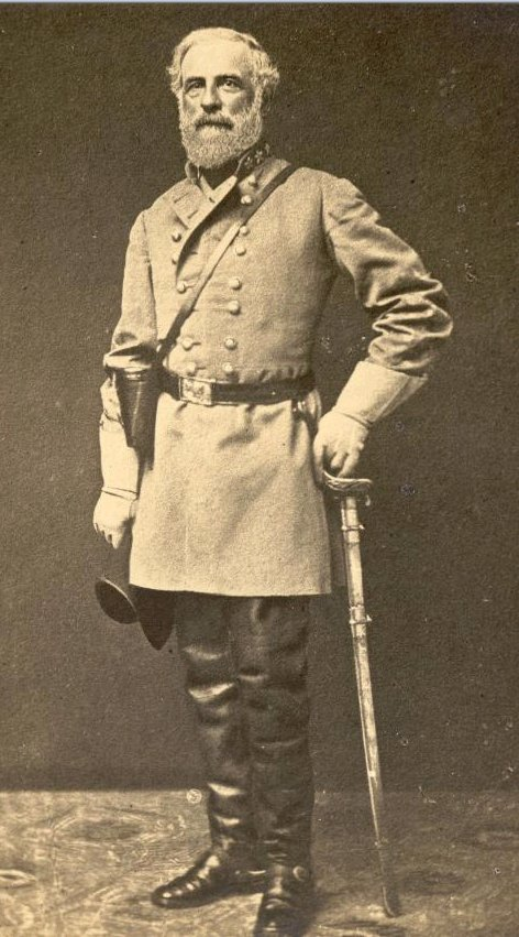 Robert E. Lee: Famous Confederate Army General