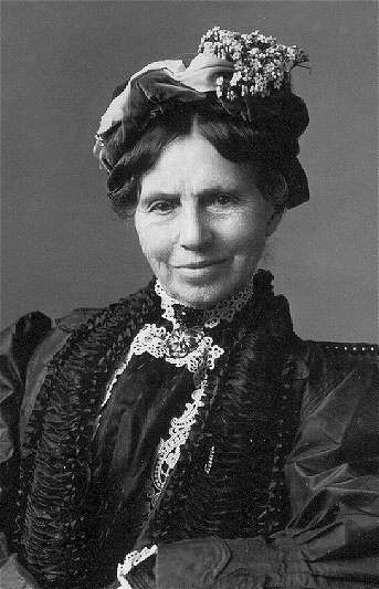 Clara Barton Red Cross 1905